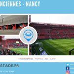 Valenciennes - Nancy