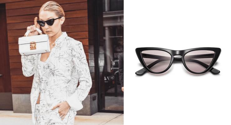 45e590cb6aa Fashion Model Gigi Hadid Is Back In Sight