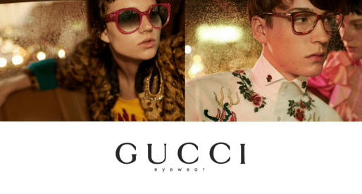 Viral In 2017: Gucci Eyewear Campaign