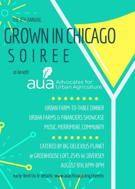 AUA's Grown in Chicago Soiree