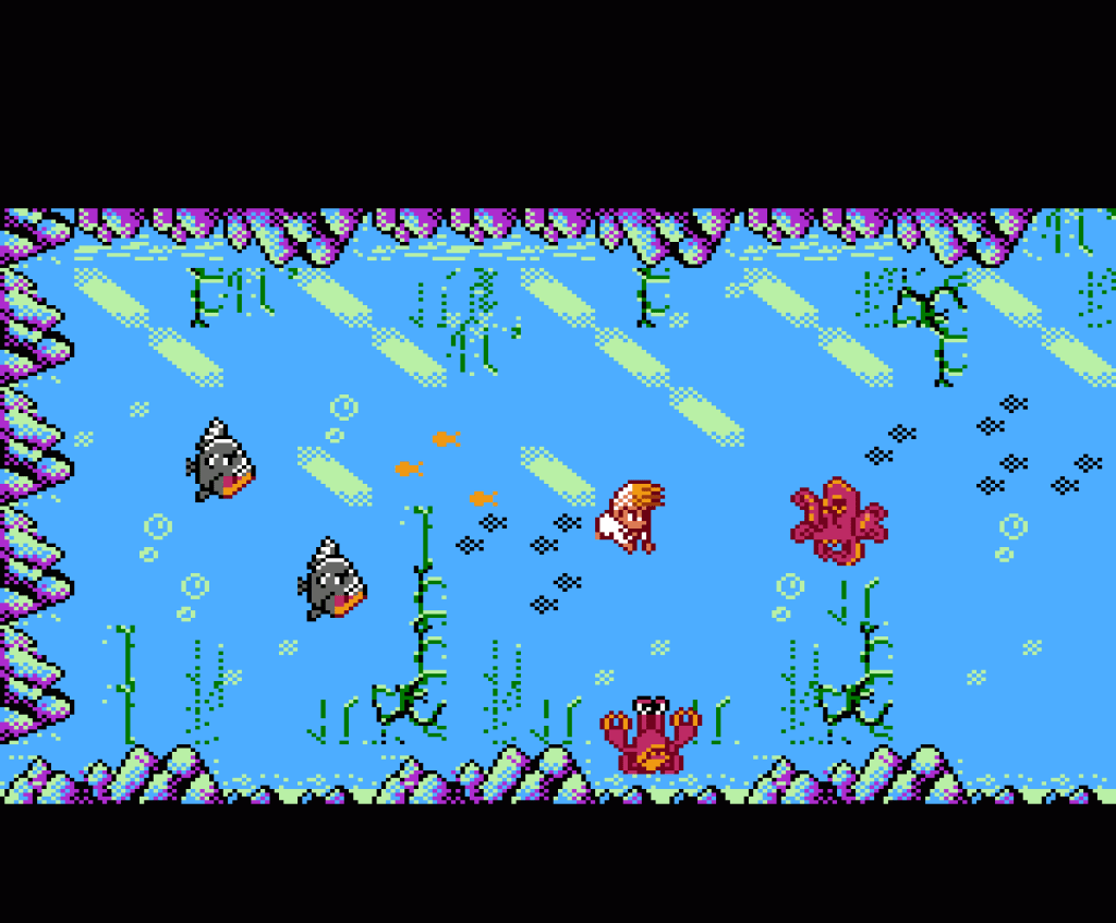 4MHz presenta Malasombra para NES 4