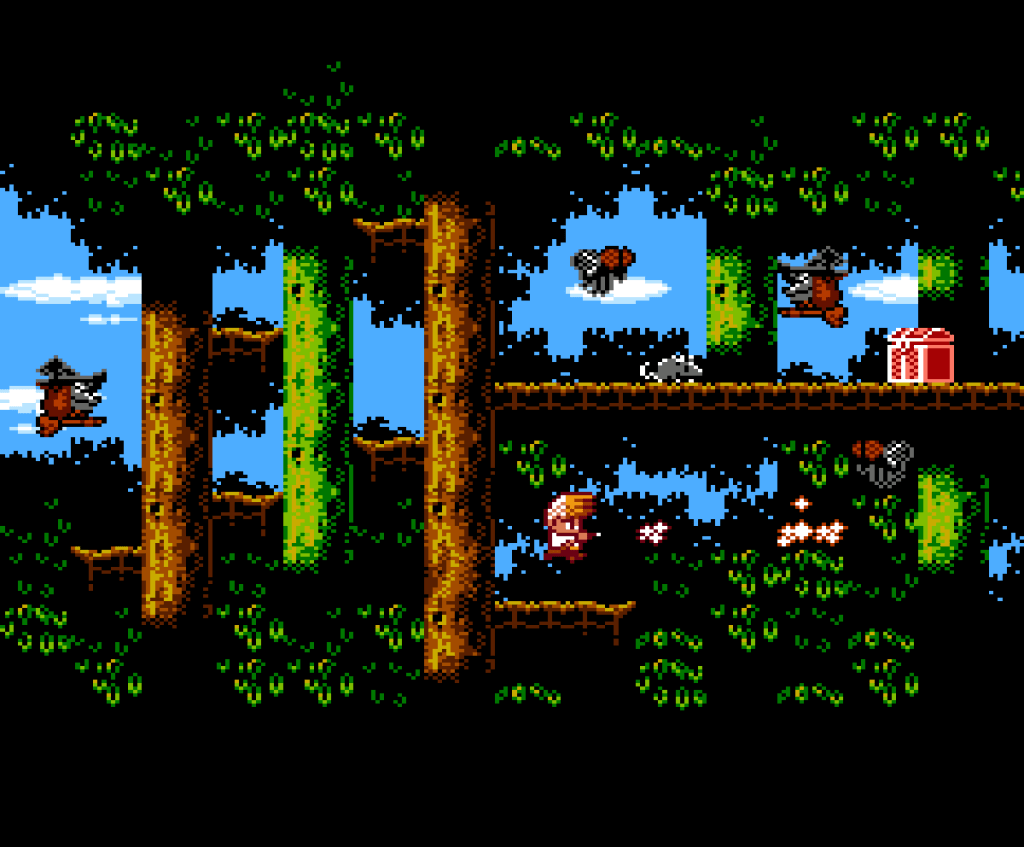 4MHz presenta Malasombra para NES 5