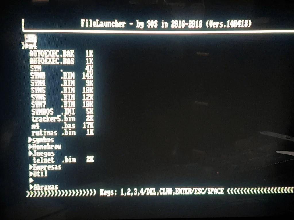 M4 Board - Gestores de archivos 3