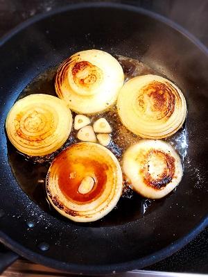 豚ヒレステーキの付け合せおかずの献立レシピ