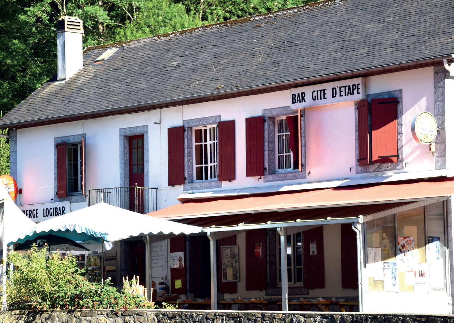 Auberge Logibar à Larrau