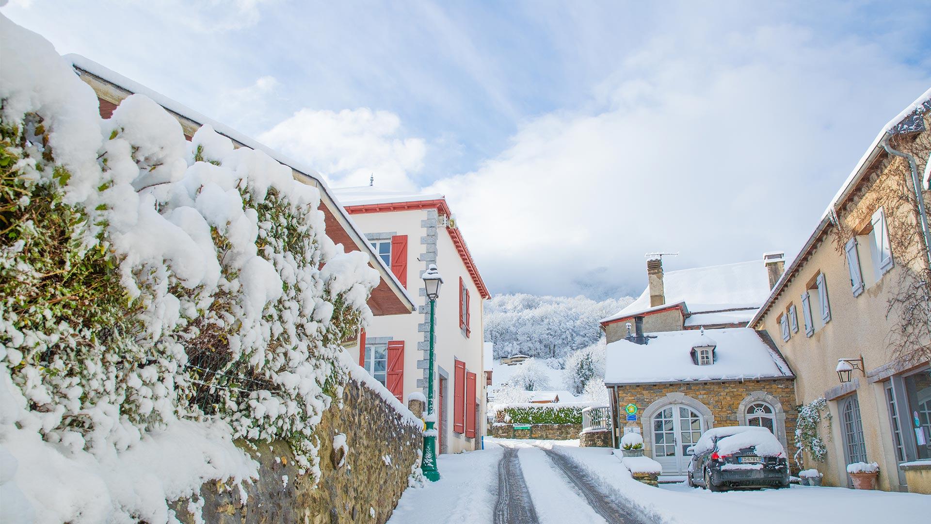 Village de Larrau