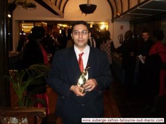 trophée international du tourisme hôtellerie et gastronomie