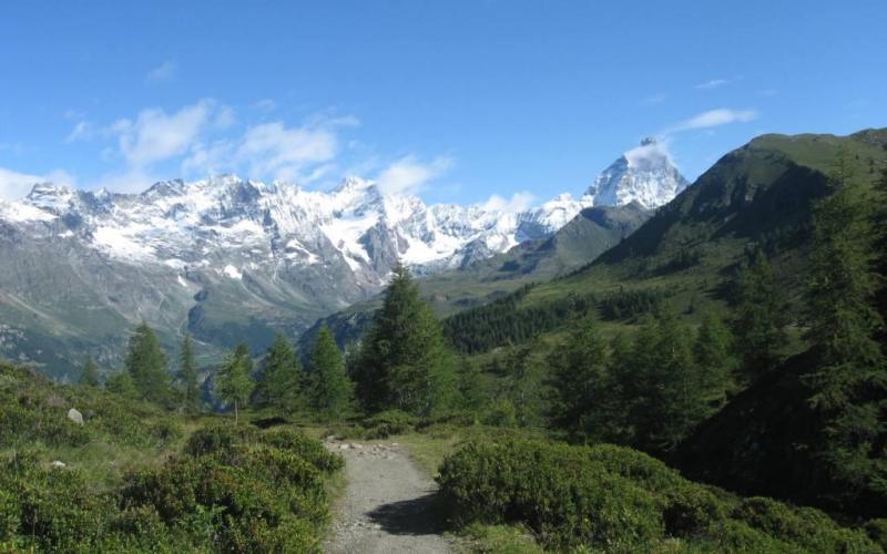 Alta Via N° 1 della Valle d'Aosta