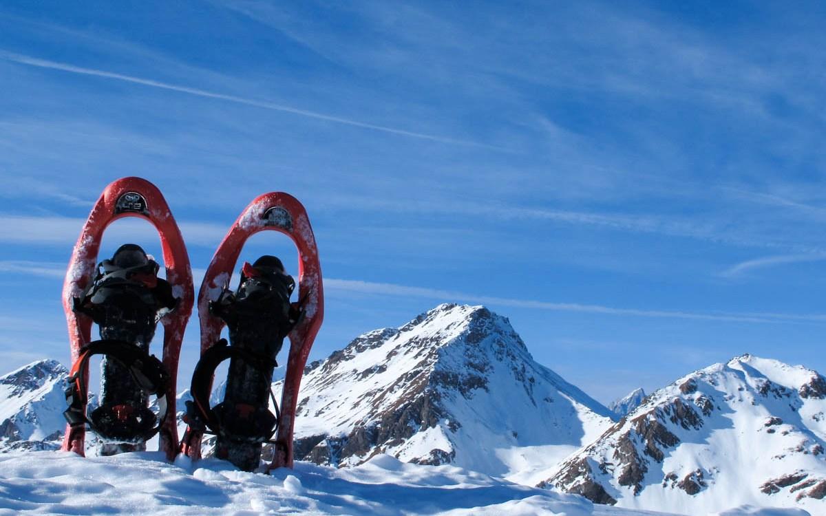 Racchette da Neve in Valle d'Aosta