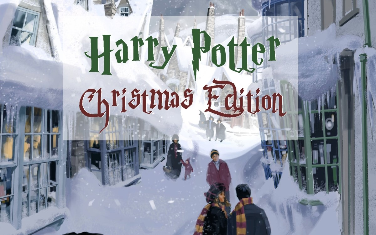 Weekend Harry Potter Christmas Edition