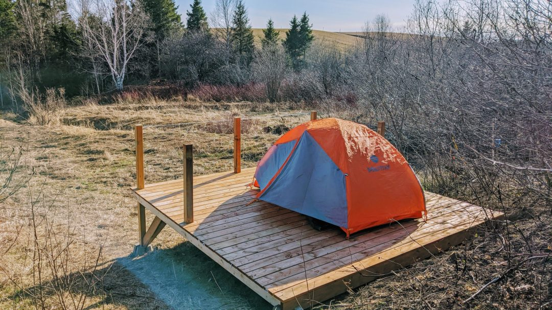 camping des vallons