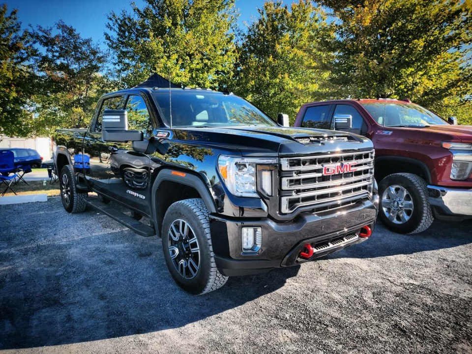 2020 GMC Sierra AT4 HD - WAPA Rally 2019