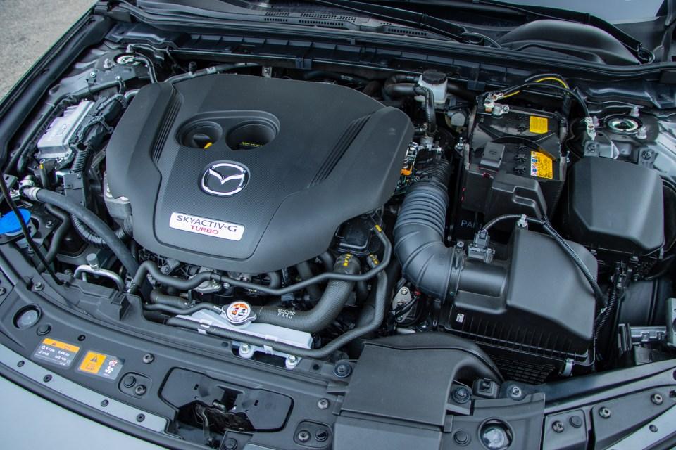 2021 Mazda3 2.5 Turbo Premium Plus