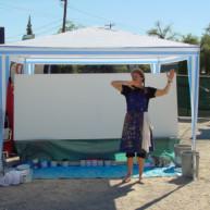Michelle-Auboiron-Neon-Boneyard-peinture-live-a-Las-Vegas thumbnail