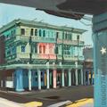 De toutes les couleurs - Toile de la Havane par Michelle AUBOIRON