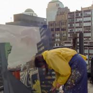 Michelle-Auboiron-Bridges-of-Fame-peinture-live-New-York-San-Francisco-2003--55 thumbnail