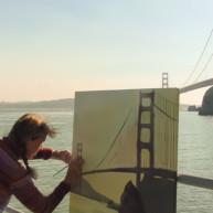 Michelle-Auboiron-Bridges-of-Fame-peinture-live-New-York-San-Francisco-2003--8 thumbnail