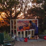 Michelle-Auboiron-Colorado-peintures-Ouest-americain-Utah-Nevada-Arizona-Californie-2001--12 thumbnail