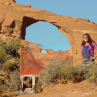 Michelle-Auboiron-Colorado-peintures-Ouest-americain-Utah-Nevada-Arizona-Californie-2001--29 thumbnail