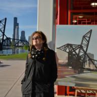 09-Saint-Charles-Air-Line-Bridge-Chicago-painting-Michelle-Auboiron-9 thumbnail