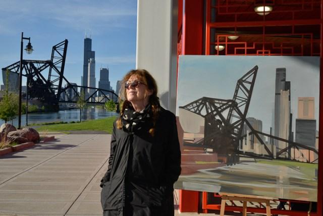 09-Saint-Charles-Air-Line-Bridge-Chicago-painting-Michelle-Auboiron-9