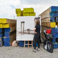 Peinture-ponts-de-chicago-Michelle-Auboiron--3 thumbnail