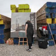 Peinture-ponts-de-chicago-Michelle-Auboiron--6 thumbnail