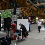 Van-Buren-Dearborn-Chicago-Paining-by-Michelle-Auboiron thumbnail
