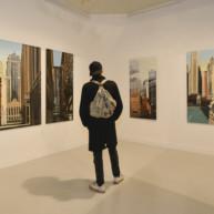 Exposition-Chicago-Express-Peintures-de-Michelle-AUBOIRON-Espace-Commines-Paris-2015-9 thumbnail
