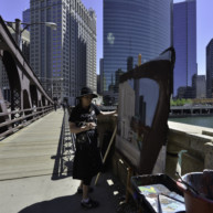 Peintures-live-de-Chicago-par-Michelle-AUBOIRON-20 thumbnail