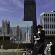 Peintures-live-de-Chicago-par-Michelle-AUBOIRON-33 thumbnail