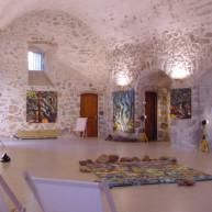 exposition-peintures-de-corse-par-michelle-auboiron-bastion-de-france-porto-vecchio-3 thumbnail