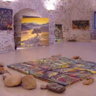 exposition-peintures-de-corse-par-michelle-auboiron-bastion-de-france-porto-vecchio-4 thumbnail