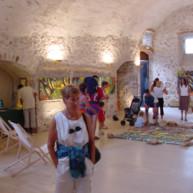 exposition-peintures-de-corse-par-michelle-auboiron-bastion-de-france-porto-vecchio-8 thumbnail