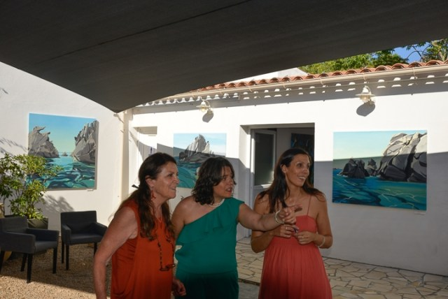 Exposition-Peintures-de-Corse-de Michelle-Auboiron-Barnes-Porto-Vecchio-2017-4