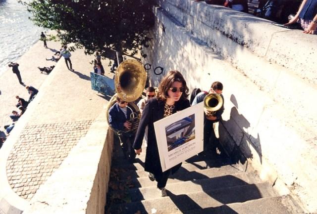 Vernissage-Exposition-Les-Ponts-de-Paris-peintures-de-Michelle-Auboiron-avec-la-galerie-Verneuil-Saints-Peres-Paris-quai-du-Louvre-13