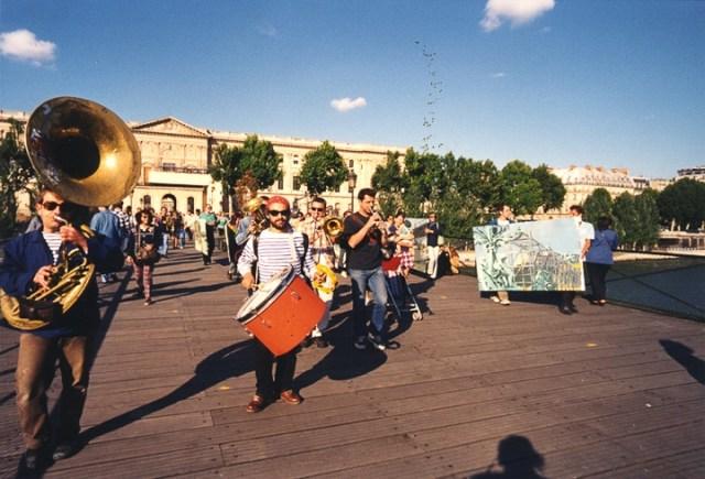 Vernissage-Exposition-Les-Ponts-de-Paris-peintures-de-Michelle-Auboiron-avec-la-galerie-Verneuil-Saints-Peres-Paris-quai-du-Louvre-18