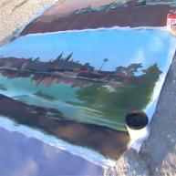 Michelle-AUBOIRON-Peintre-sur-le-Dakar-1999-2 thumbnail