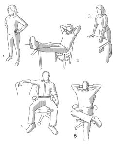 Postures de puissance