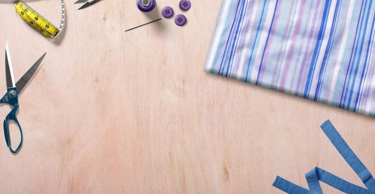 création couture matériel diy fait main