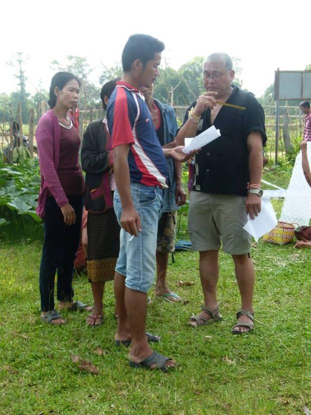 Electricien ELRE Laos Ecole 11