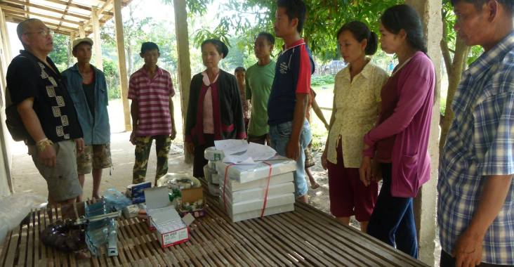 Electricien ELRE Laos Ecole 12