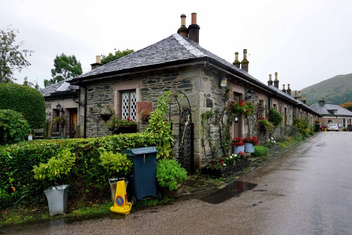 Luss, village, Ecosse, Europe, voyage