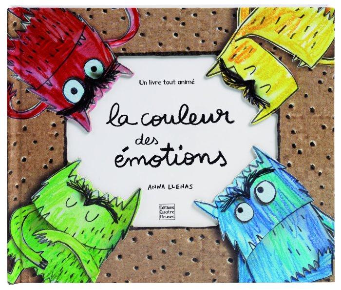 livre émotions sentiments
