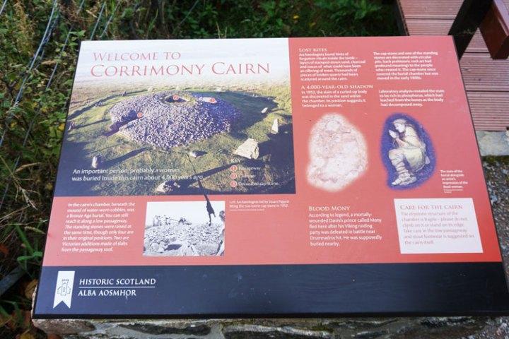 panneau-cairn-Ecosse-Corrimony
