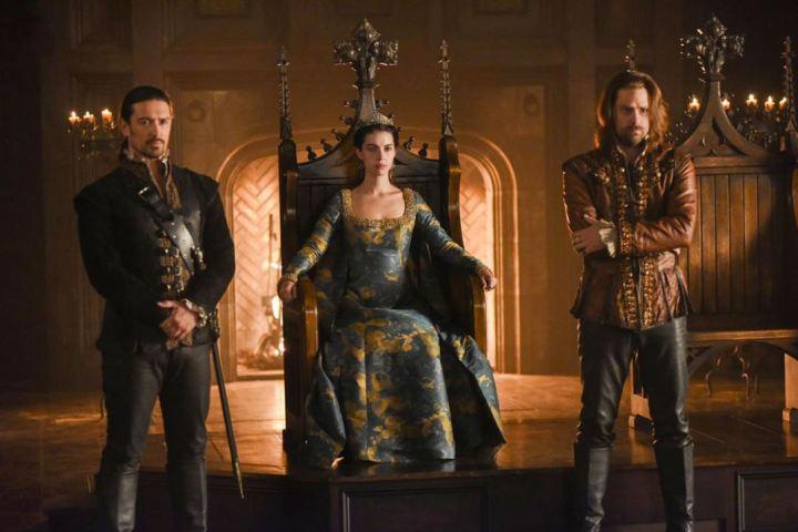 reign Ecosse Marie Stuart France histoire reine