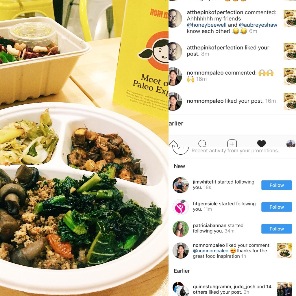 January Whole30 Instagram community
