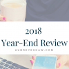 2018 Year-End Review