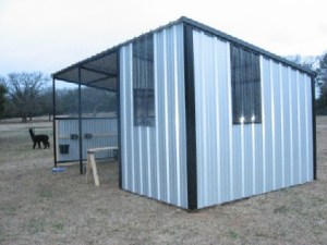 About Us — Run-in shed