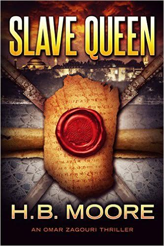 Slave Queen By H.B. Moore W/ $100 #GIVEAWAY